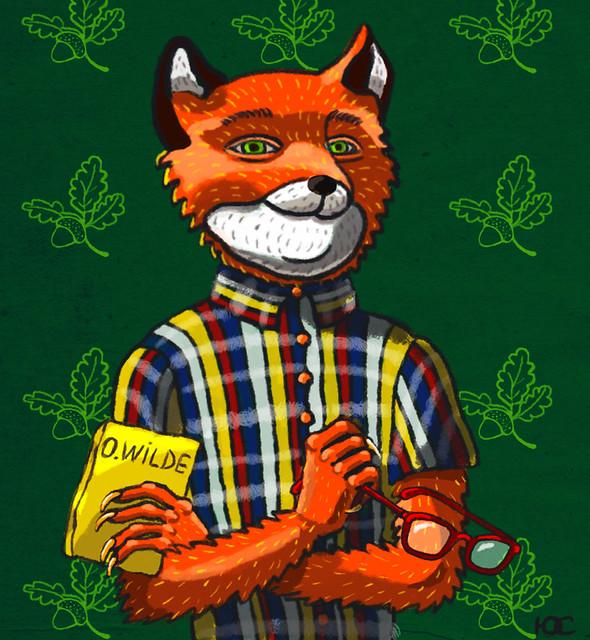 Modern Mr.Fox