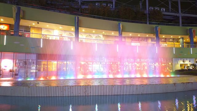Tokyo dome city Illumination 4