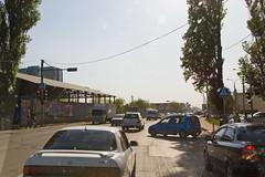 Krasnodar - Sur la route