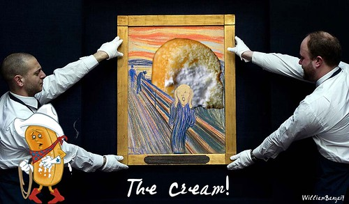 THE CREAM by Colonel Flick