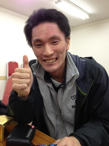 GPT Nagoya - Chiba 2nd Champion : Usukura Takumi