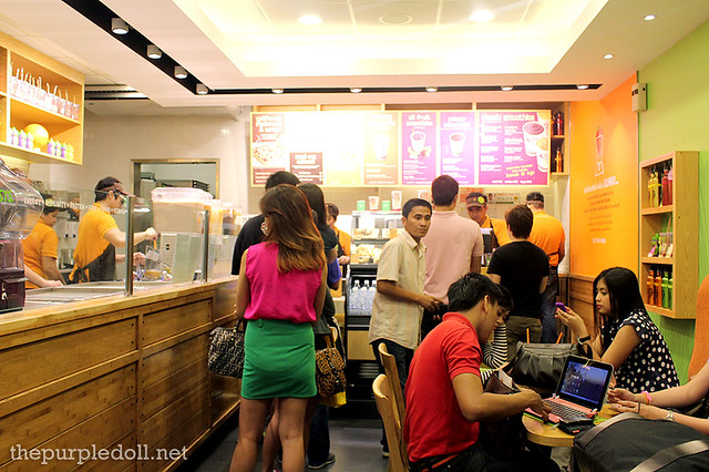 Jamba Juice at SM North Edsa