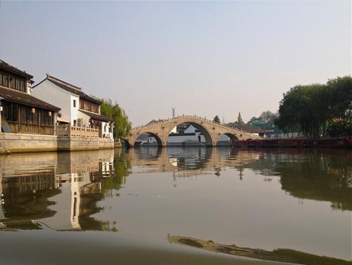 Main canal, Suzhou