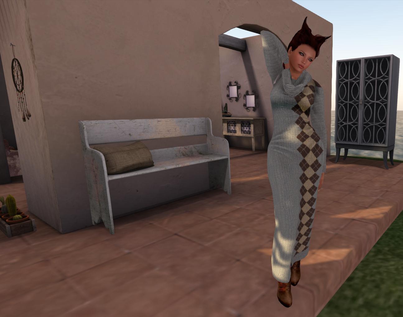 House of {TORN} : Alissa dress