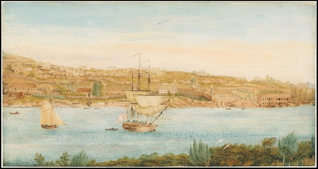 Sydney Cove 1808