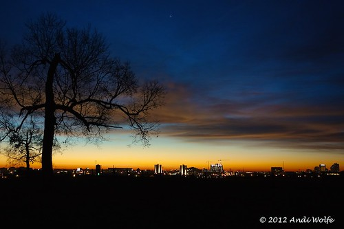 November 19, 2012 sunrise by andiwolfe