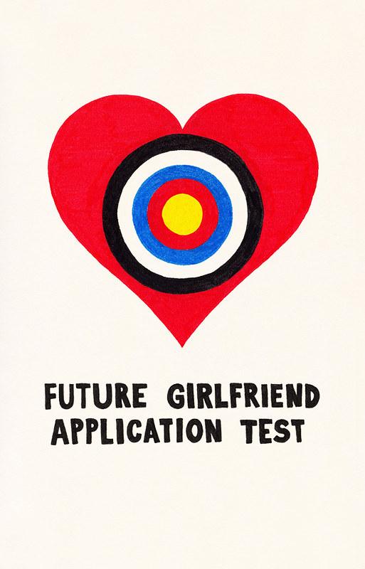 Love test for girlfriend