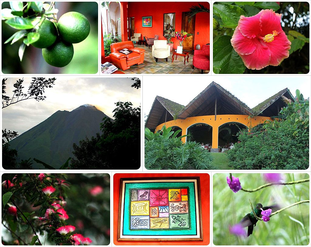 Mountain Paradise Hotel Arenal Costa Rica