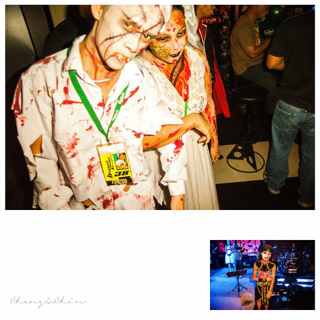 B2K Halloween Night '12-14
