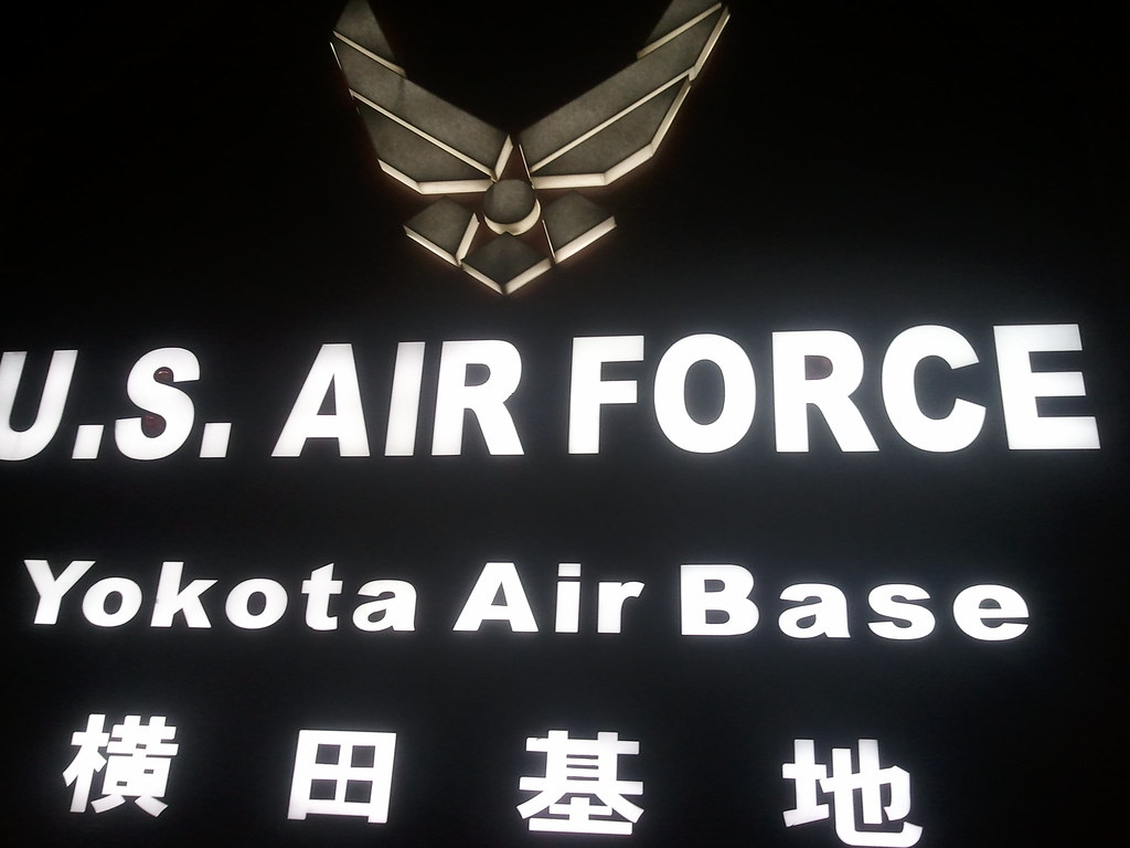 Yokota Visit for LAN Party