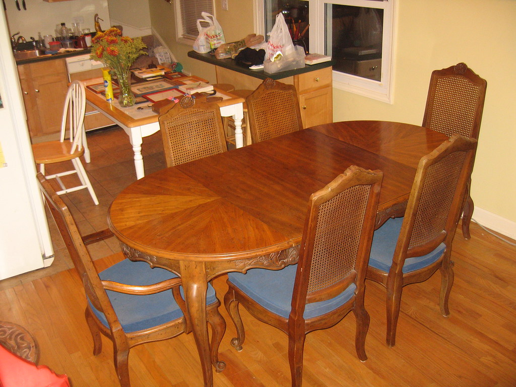 Drexel Bonaventure Table Set