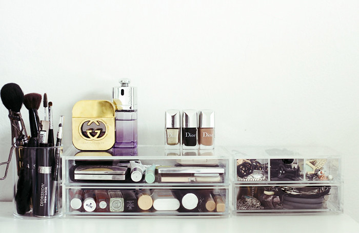 Badezimmer Ordnung : Badezimmer  Und Kosmetik Ordnung