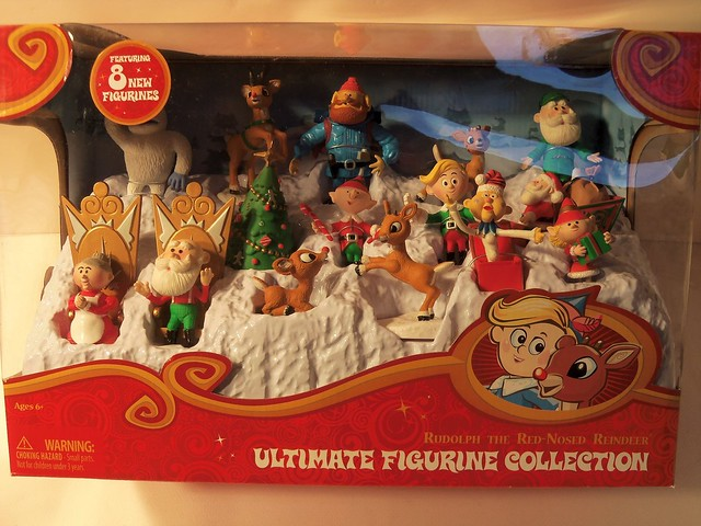 Rudolph Collector Set