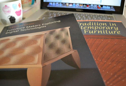 Books from Furniture Society