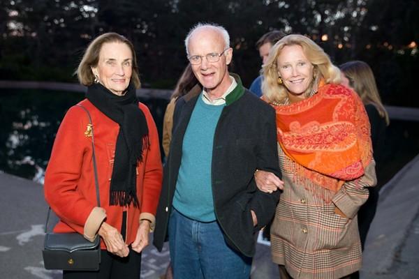 Astrid Flood, Steve Townsend, Cia Townsend