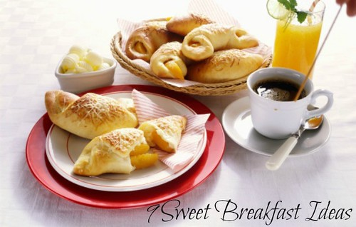 9 Sweet Breakfast Ideas for Thanksgiving/Black Friday