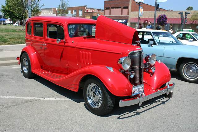 1933 pontiac series 601 economy eight 4 door sedan 1 of 3 for 1933 pontiac 4 door sedan