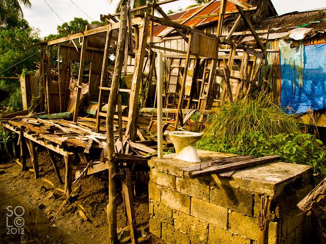 Derelict in Samar