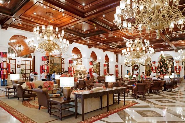 manila hotel 2012