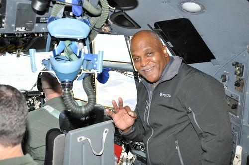 Bosslift C130 Flight Nov. 19, 2012