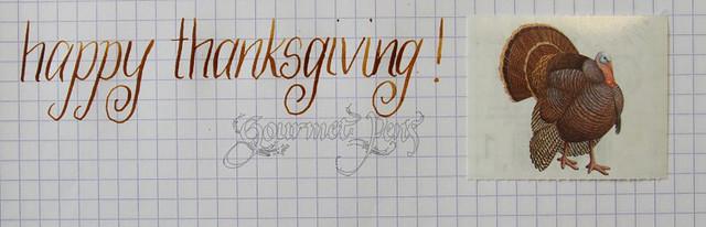 Turkey Day!