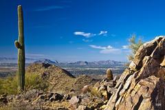 Scottsdale and Phoenix