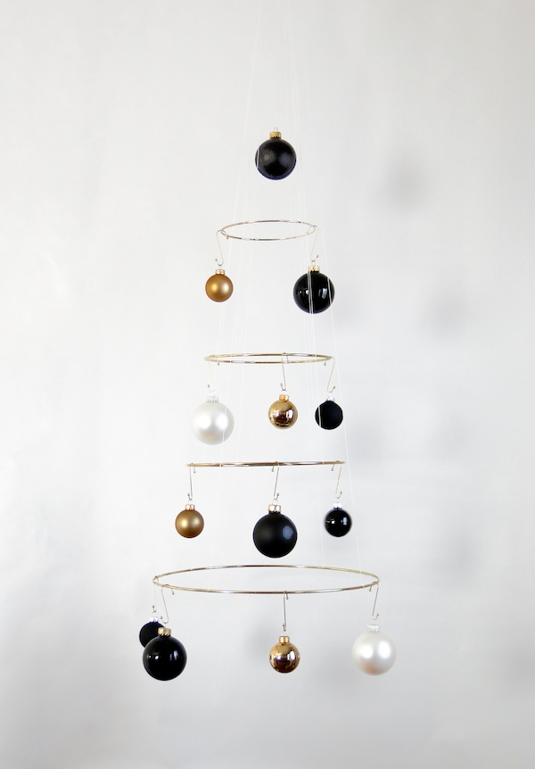 Modern Conceptual Xmas Tree Tutorial 031