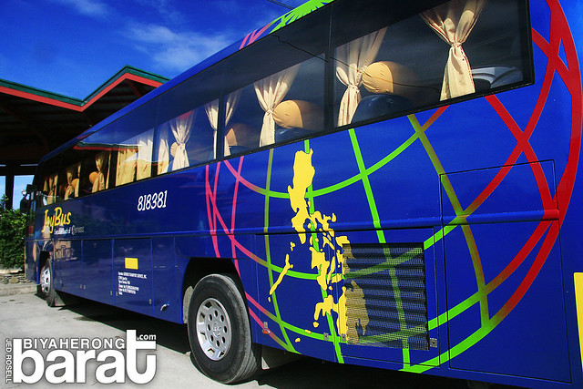 Genesis Joy Bus Line in Baler Aurora