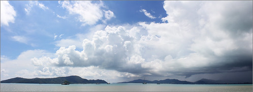 Phuket Weather 24th November 2012