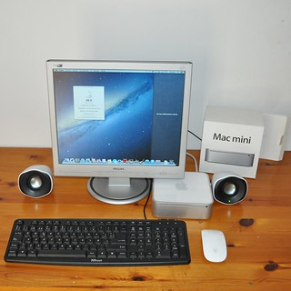 Mac mini Mid09