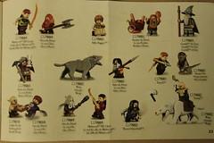 LEGO The Hobbit Minifigures