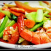 Mix Vege With Prawn