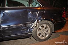 Unfall auf Kreuzung, Erbenheim, 24.11.12