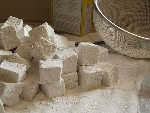 Sage and Brown Butter Marshmallows