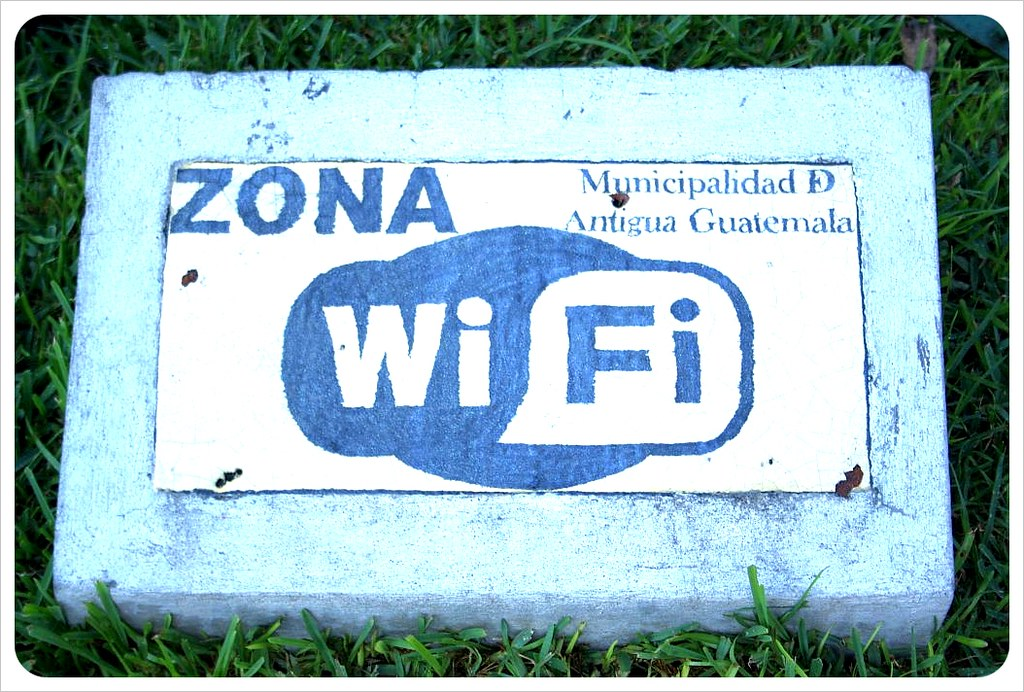 Wi-fi in Plaza Mayor