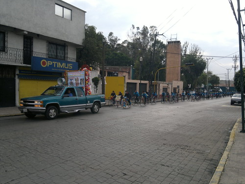 Bikers' pilgrimage to the shrine of Our Lady of Guadalupe