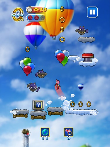 Sonic Jump - High Flier Update