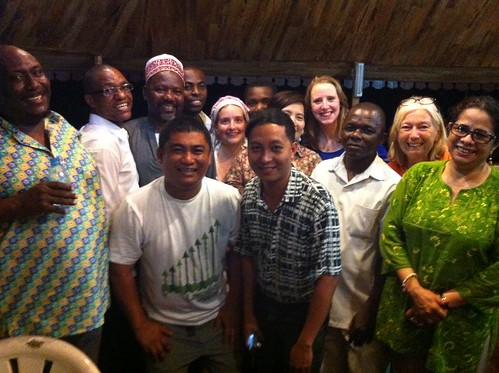 africa house tanzania hotel east international moblogging zanzibar guest volunteer vso pemba wayan wete sharook