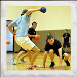 Recreational Dodgeball at Bethesda Sport&Health Club hosted by DC Social Sports Club