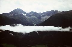 [フリー画像素材] 自然風景, 山, 雲, 風景 - オーストリア ID:201212022000