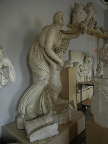 DSCN9209 _ Institut für Klassische Archäologie, Universität Graz, 9 October
