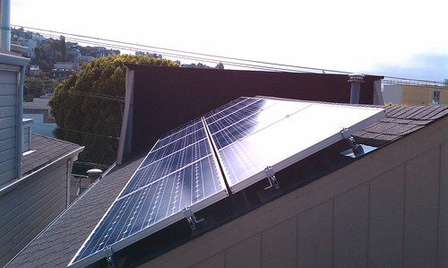 Skytech Solar specializes in installing Solar Panels and Solar Power systems in the San Francisco Bay Area.  Go Solar now and take advantage of Solar Energy to reduced PG&E rates, charging you electric car and reducing your overall carbon footprint.