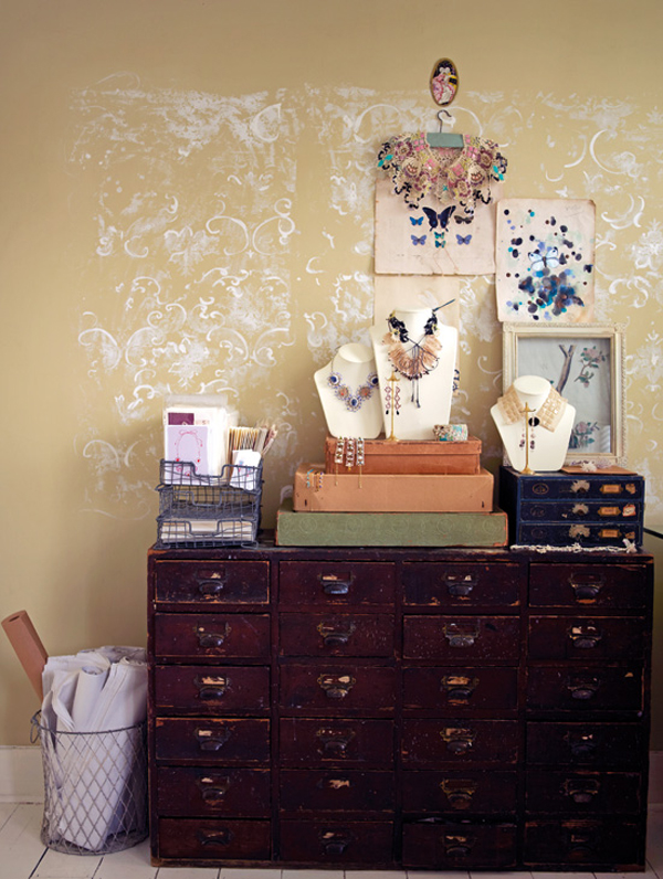 Photo from book, Decorate Workshop