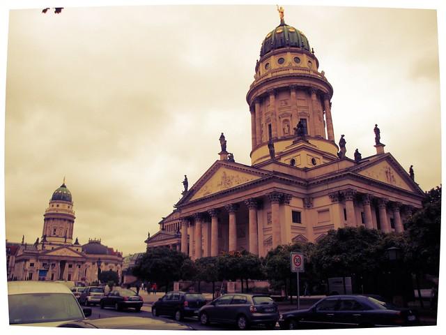Roteiro a pé por Berlim