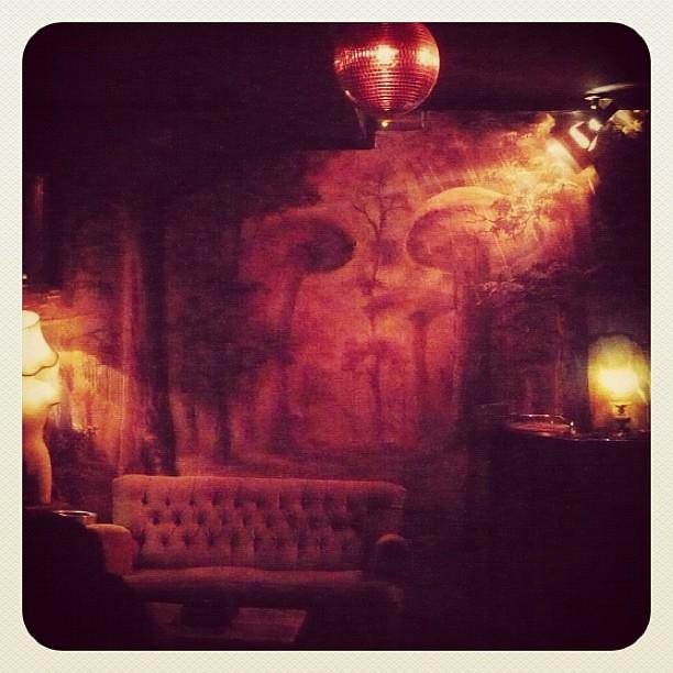 Joana's Shroom Bar