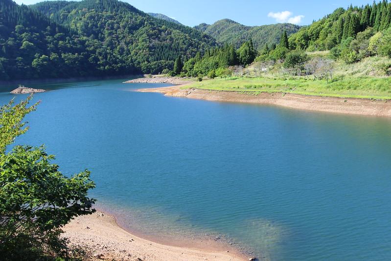 九頭竜湖 その2