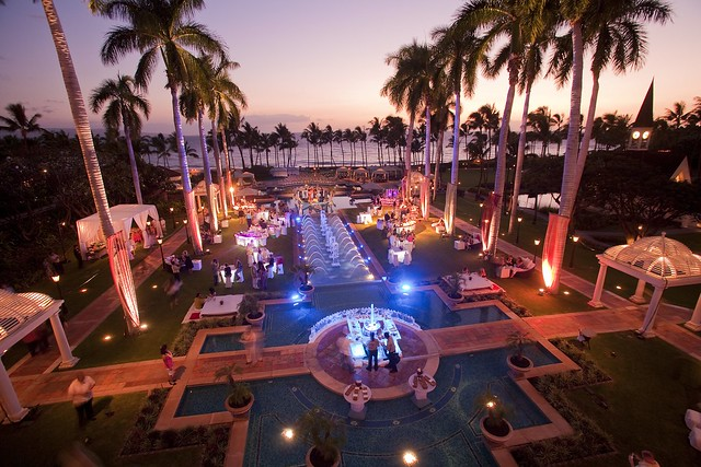 Grand Wailea, COE event