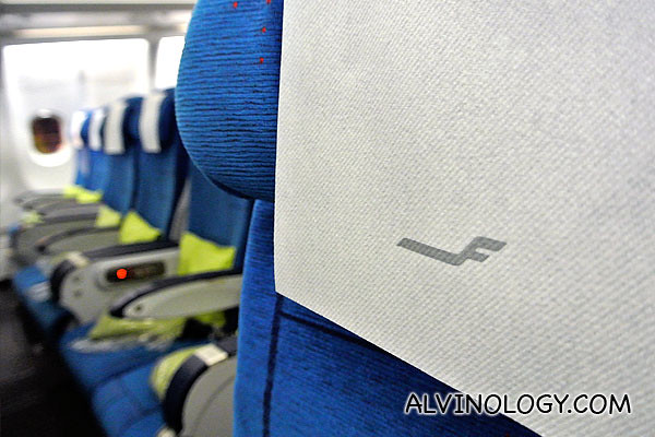 Flying with Finnair