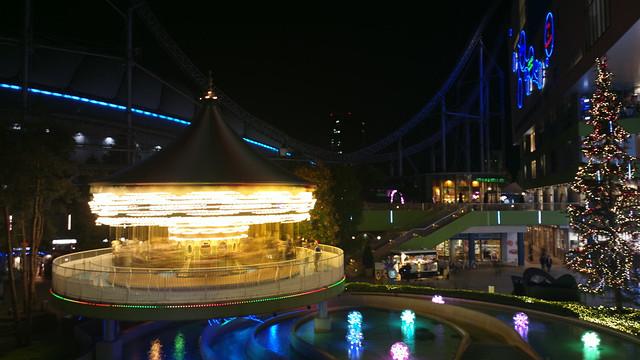Tokyo dome city Illumination 14