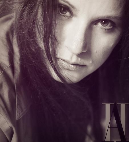 Self Portraits: 317-366 Portrait by Abigail Harenberg